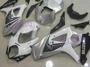 ABS Aftermarket Fairing Set for Suzuki 07 08 1000 GSXR tank pad S40