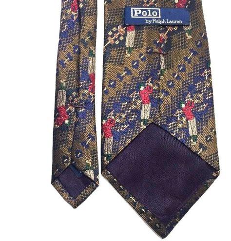 Chaps Ralph Lauren Tie Mens Necktie Cream Paisley Red 56 5 x 3 5