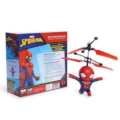 Marvel Avengers Ironman Powerful Levitating Hero Helicopter Flies Up T