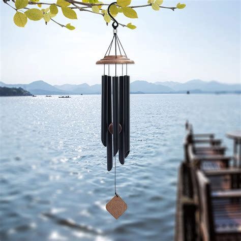 Memorial Wind Chimes Outdoor 26 Amazing Grace Wind Chime Indoor Sympat